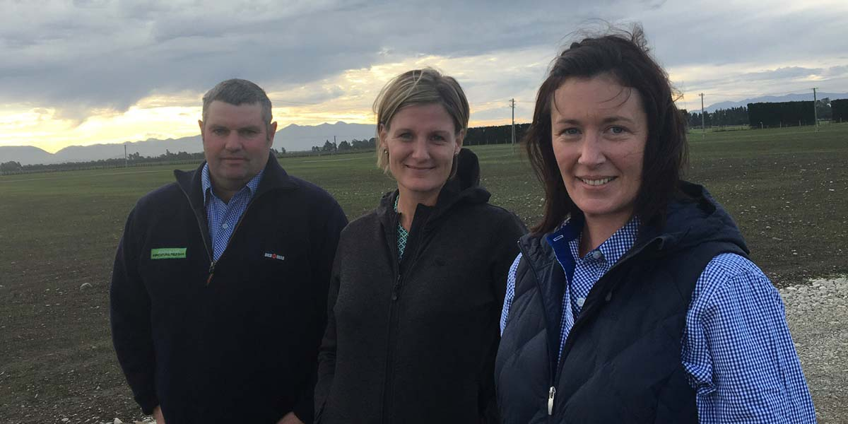 Start planning for South Island Agricultural Field Days 2019