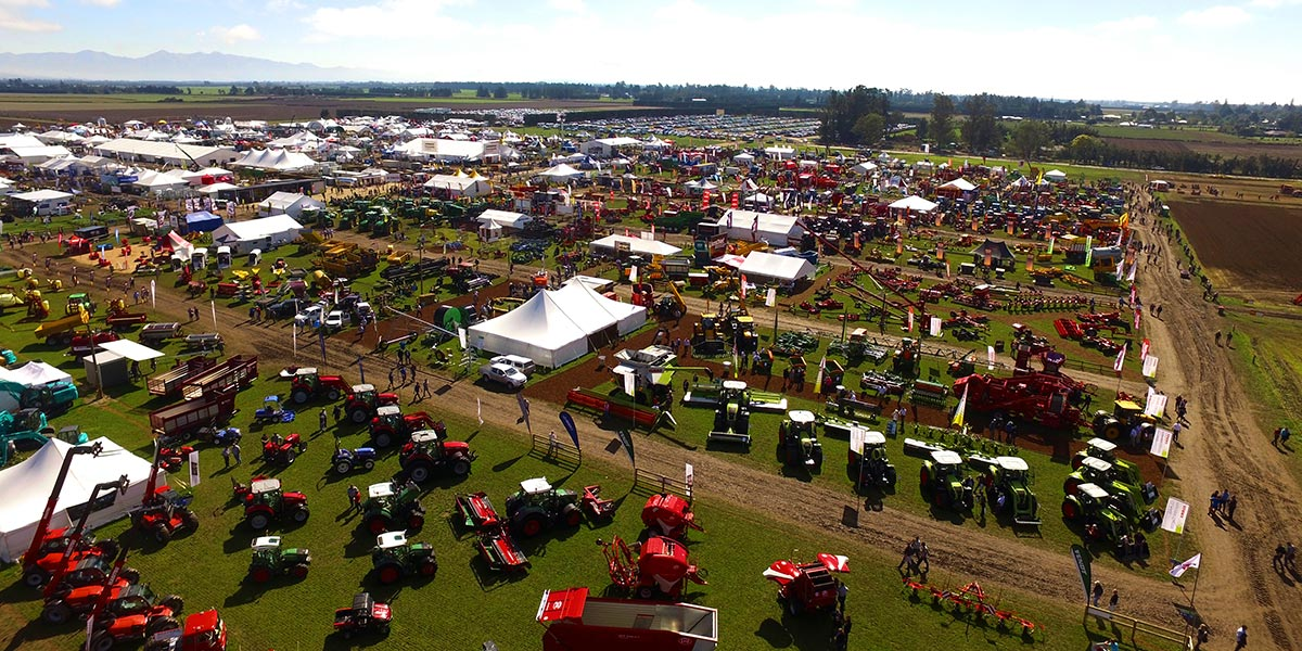 Exhibitors entries are now open for New Zealand's longest running Agricultural Field Days.